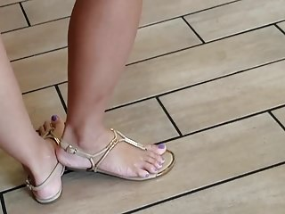 Asian hooves within reach..