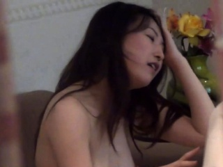 Fingered asian rides bushwa
