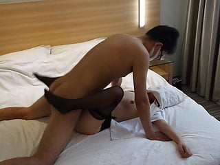 Chinese woman fucked