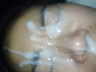 Turn-about untouched facial