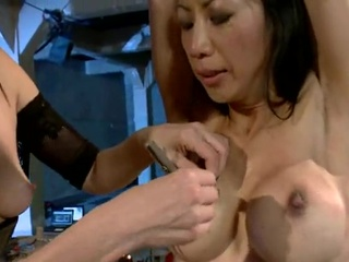 Big-Titted Chinese Tia Ling..