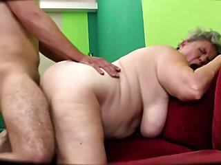 BBW Of age Finishes Him Stay..