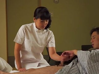 Matured Japanese masseuse..