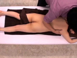 Asian massage is the rout..