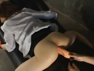 stunnigly hot anal asian..