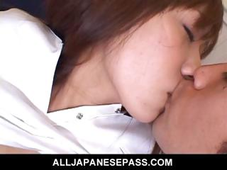 Asian cums fast by way of a..